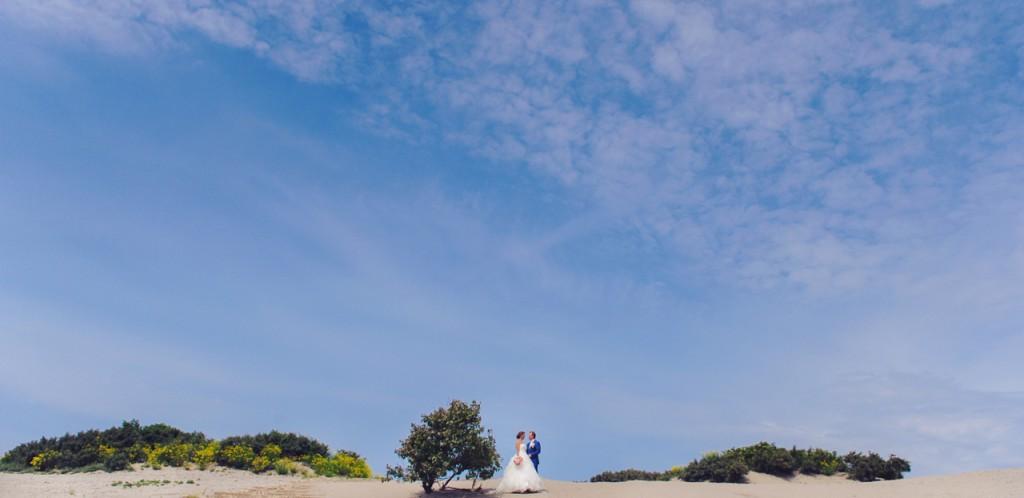 bruiloft viersprong