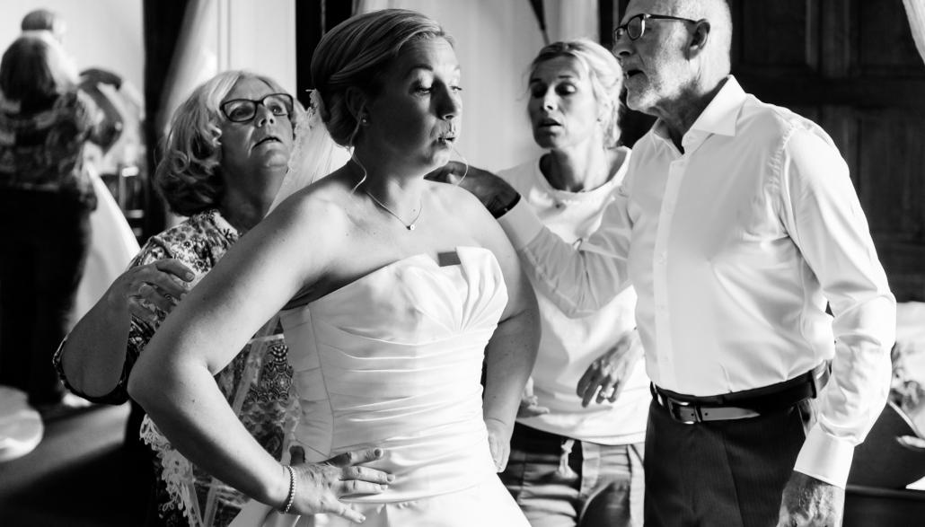 bruiloft kasteel Heeswijk